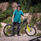 Audi Nines 2019 interview with Slopestyle Mountain bike rider, Sam Pilgrim