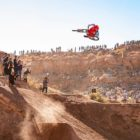 Brett Rheeder places 2nd at Red Bull Rampage 2019