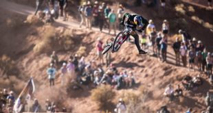 Brandon Semenuk wind Red Bull Rampage 2019