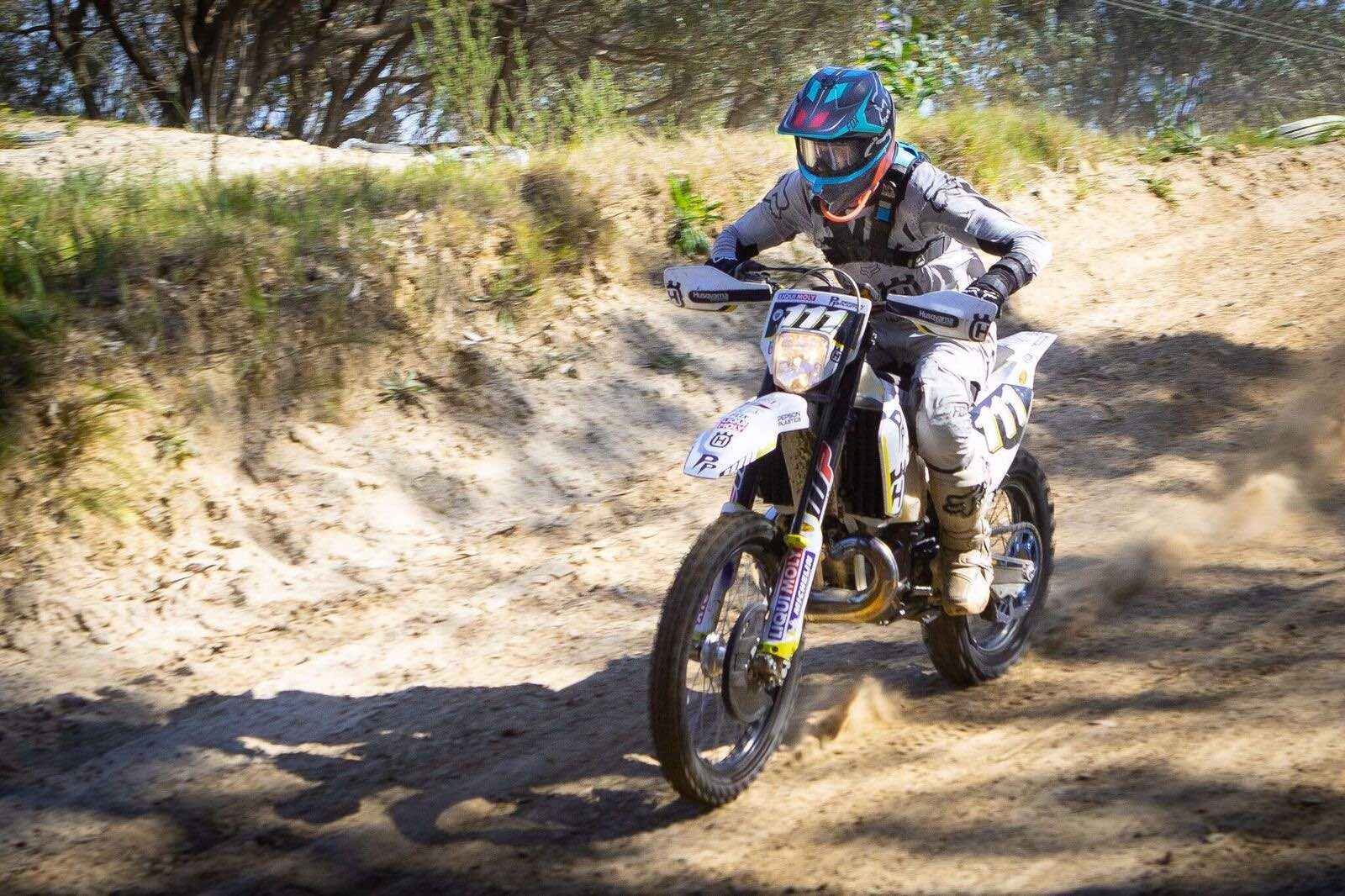 Making a comeback to racing after a horrific injury,Brett Swanepoel is back up to speed having just finished off the season by taking 3rd overall in the 2019SA National Enduro Championship.