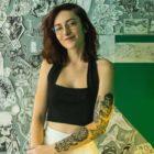 Meet Kat Richter as our Featured Tattoo Artist