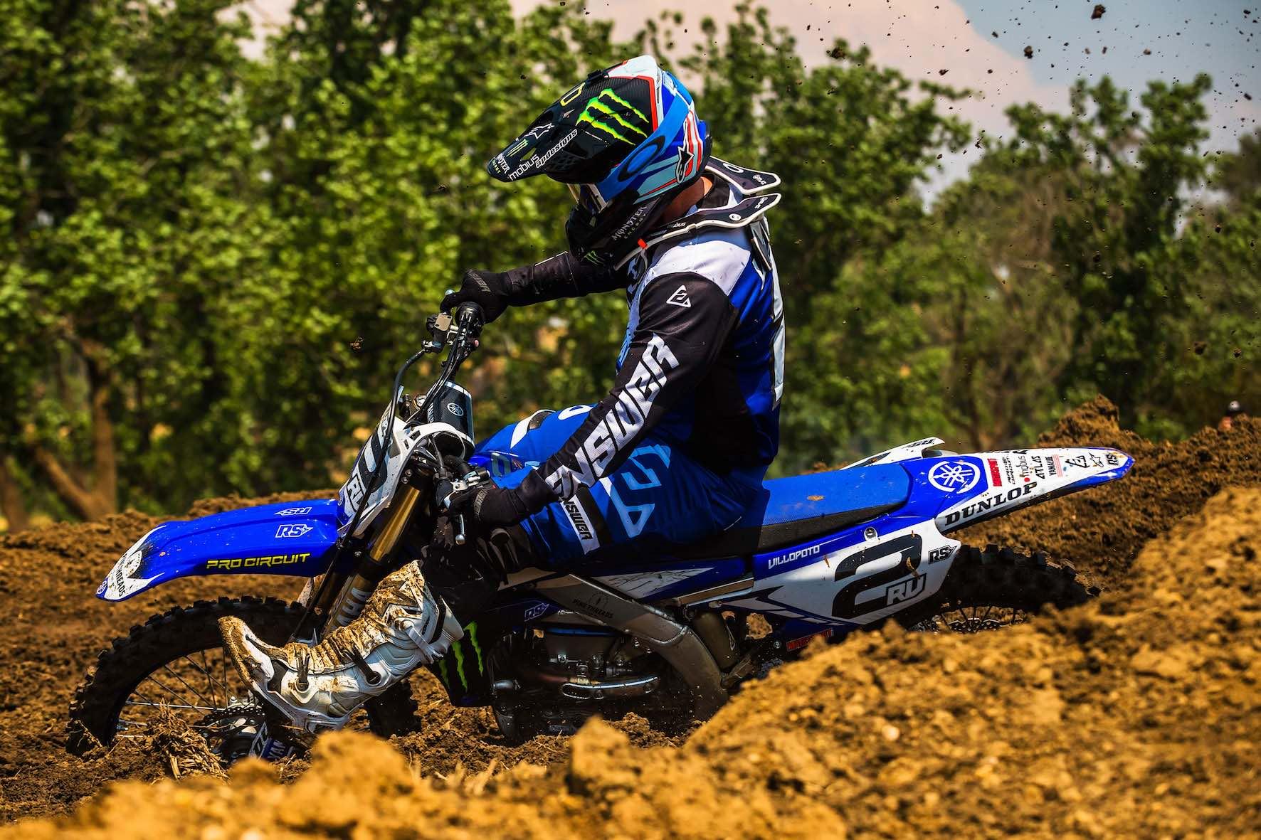We interview motocross pro, Ryan Villopoto