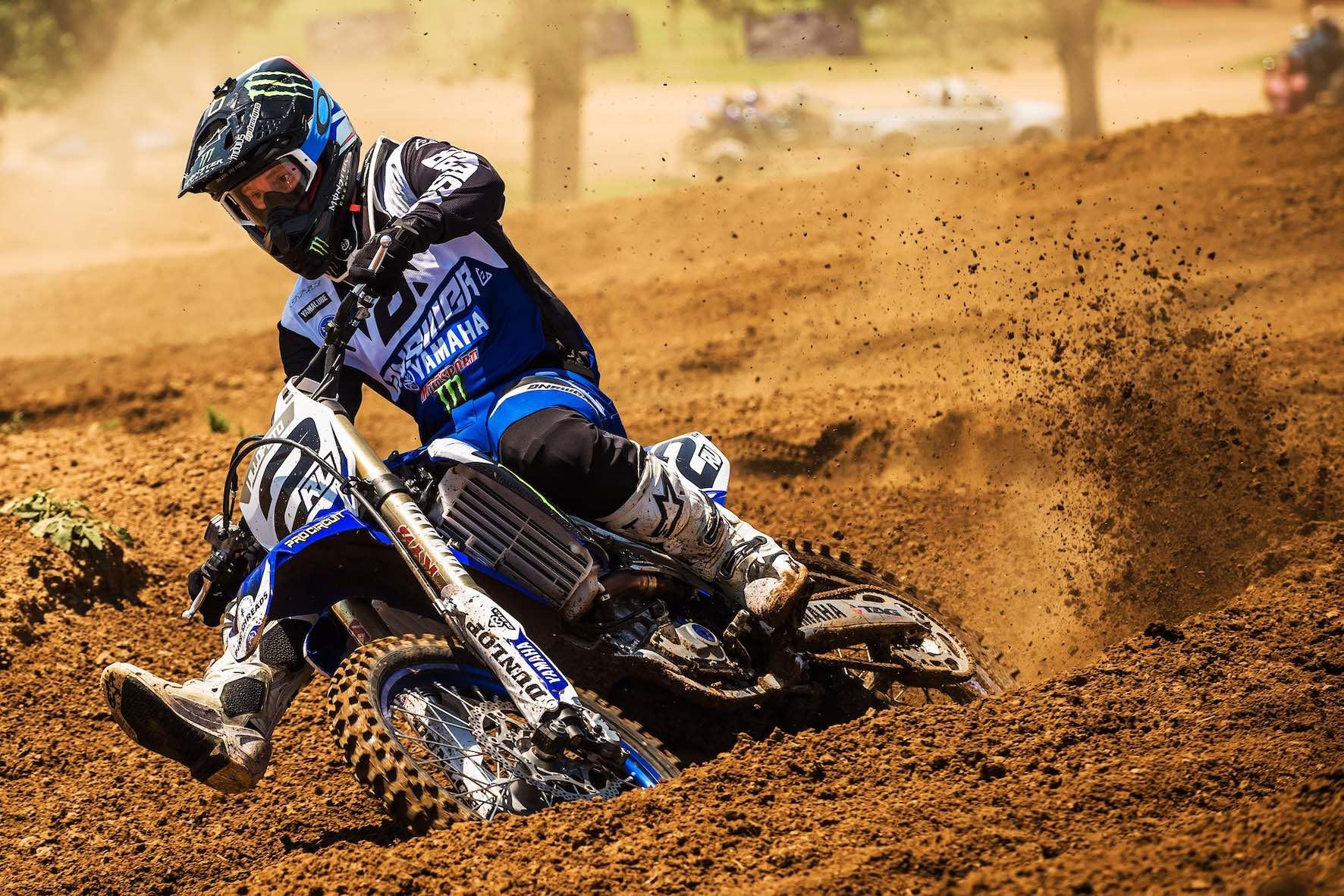 We interview Supercross pro, Ryan Villopoto