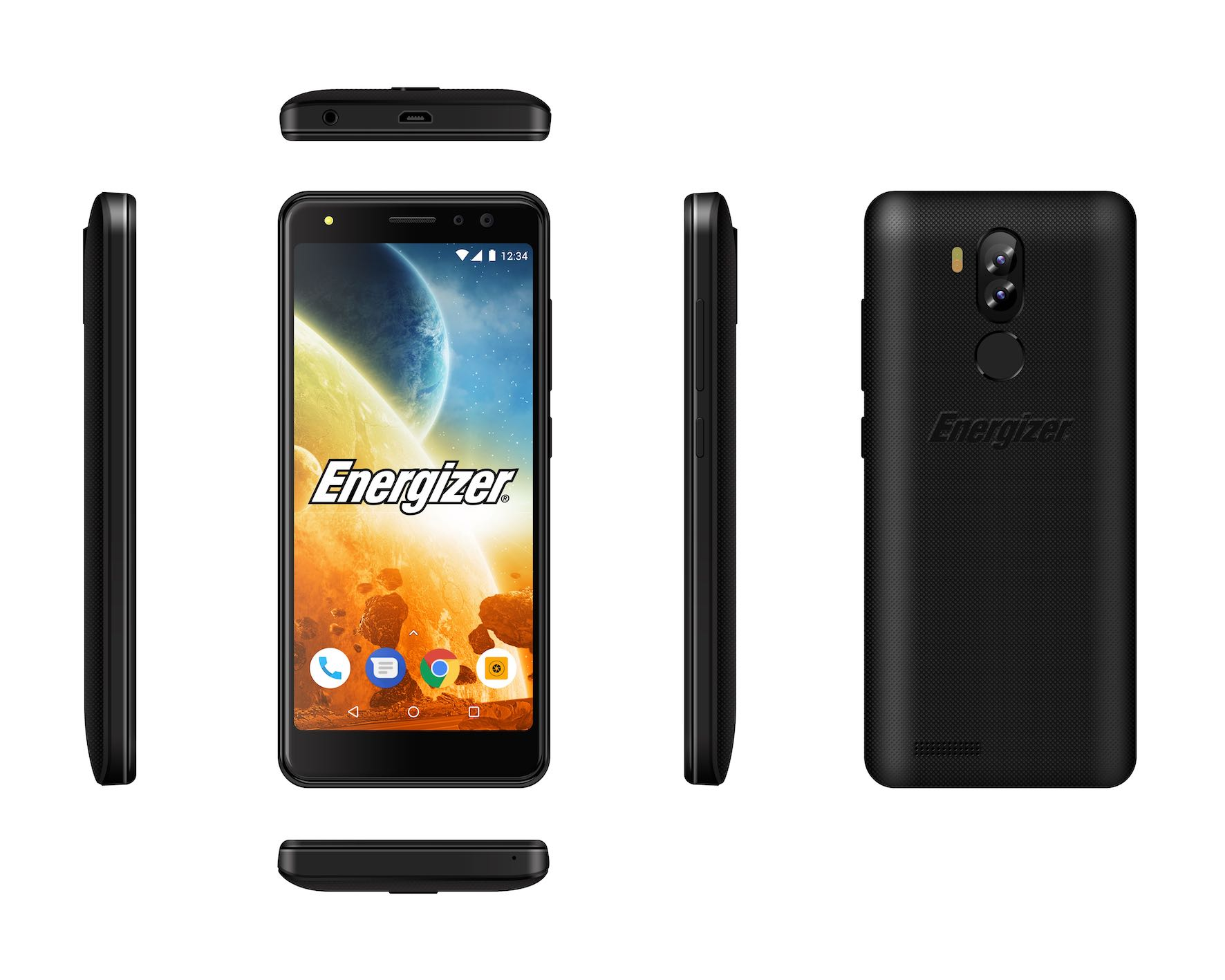 Take a look at the Energizer Power Max P490S smartphone