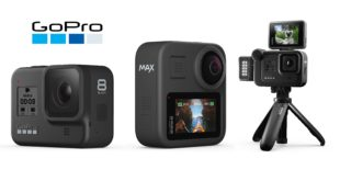GoPro have introduced their new line-up - the HERO8 Black, Mods and Max - redefining what's possible with a camera. Here's all you need to know about each product, their release dates and retail pricing...
