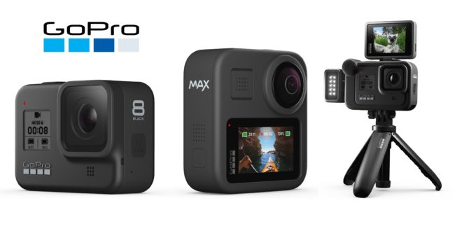 Introducing GoPro HERO8 BLACK, Mods and MAX