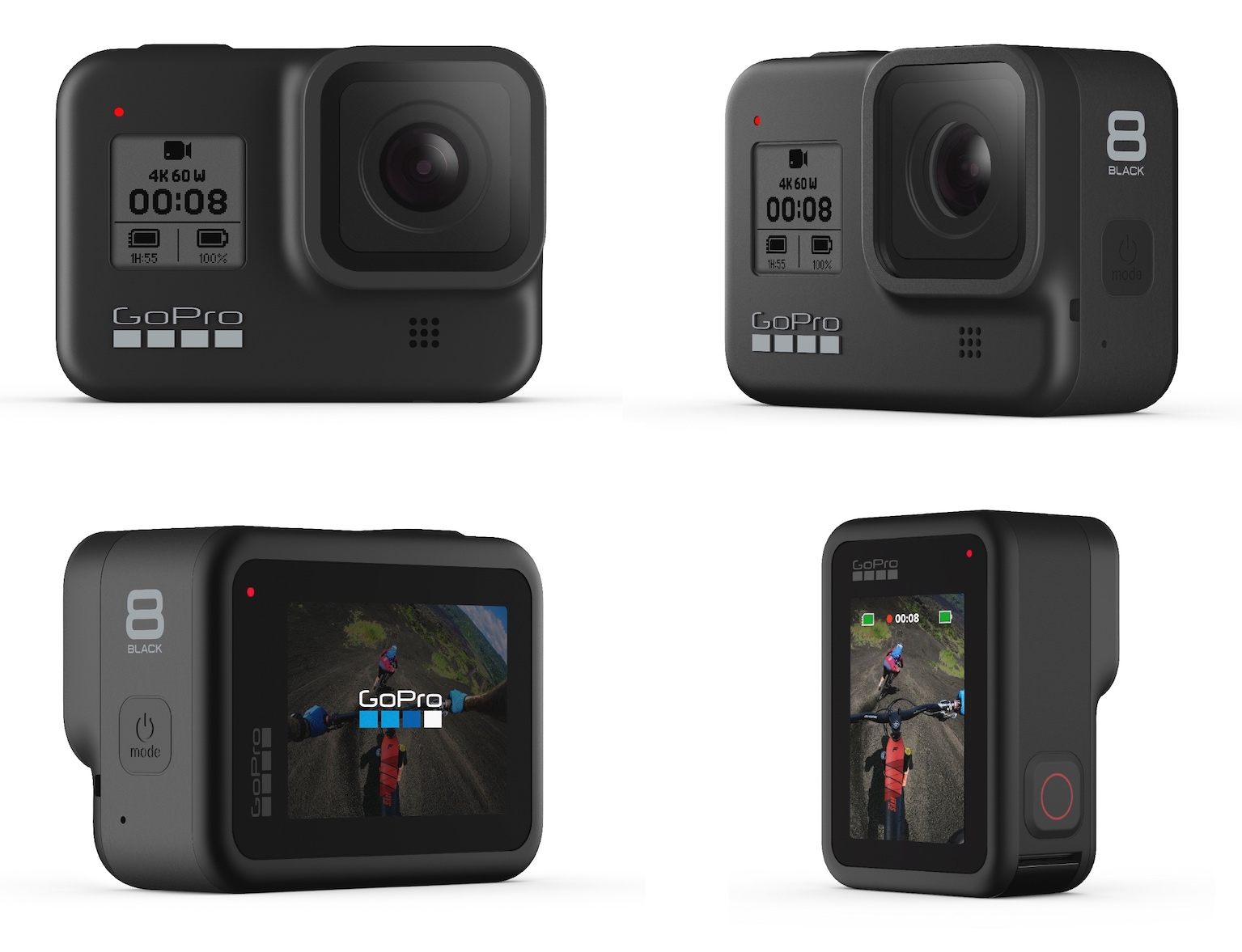 Introducing the new GoPro HERO8 Black