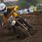 Maddy Malan racing the final round of the 2019 SA MX Nationals