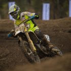 Slade Smith racing the final round of the 2019 SA MX Nationals