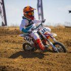Christian Berrington Smith racing the final round of the 2019 SA MX Nationals