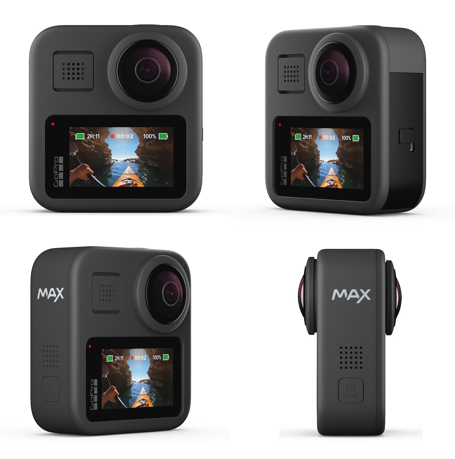 Introducing the new GoPro MAX