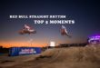 Take a look at the Top 5 Moments from the 2019 Red Bull Straight Rhythm event.