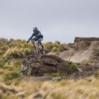 Downhill MTB action from CrankChaos 2019