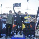 2019 CrankChaos Downhill MTB Mens Podium