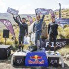 2019 CrankChaos Mens Enduro MTB podium
