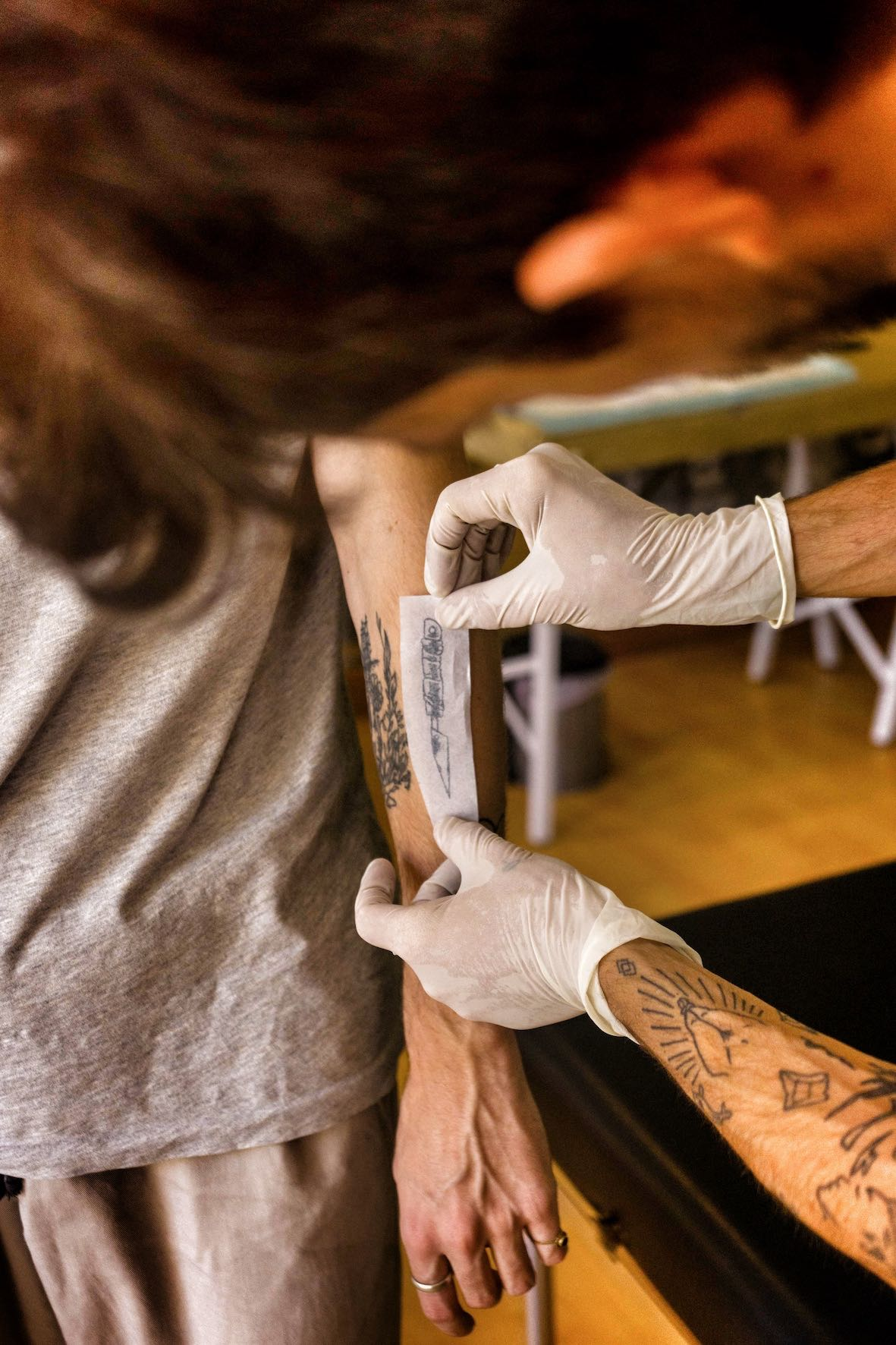 Interview with Tattoo Artist Max Eru
