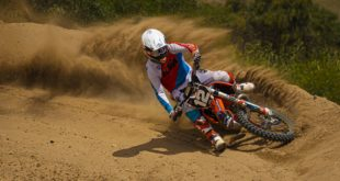 Berm destruction, corner chaos and non-stop flat out 2 Stroke motocross action - presenting Karnage featuring Darryn Jones.