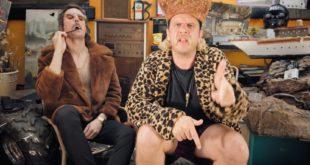 Van Pletzen areback with a brand new kak-lekkesingle and music video, Jy Bly Stil featuring Jack Parow.
