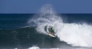 World Qualifying Series surfer Matt McGillivray from Jeffreys Bay is primed to qualify for the elite World Surf League's Championship Tour for 2020 after placing 3rd at the Hawaiian Pro.