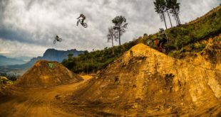 Sam Reynolds is rounding up the troops for the 4th edition of DarkFEST, set to take place in February 2020 at the Hellsend Dirt Compound in Stellenbosch, Cape Town.