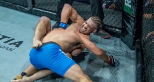 Results from all 11 Mixed Martial Arts fights from EFC 83