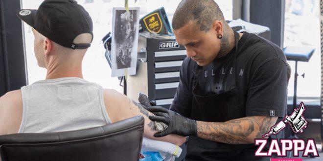 Tattoo Artist Ricardo Da Silva Cunha