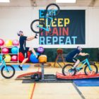 New Year, New Tricks. Danny MacAskill gets the year started with his new film 'Gymnasium', showing that there are other ways to make your mark in the gym.