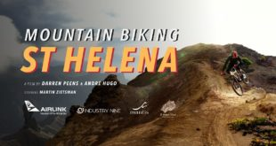 St Helena is the second most remote inhabited island in the world, and this is the first ever film about Mountain Biking on the island. Featuring South Africa's Martin Zietsman.