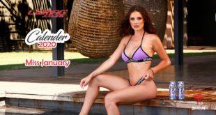 Miss January 2020 – Danté Simonato – BTS Video