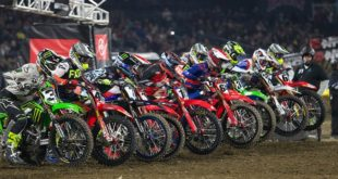The 2020 Monster Energy Supercross season has kicked off over the weekend with first round - Anaheim 1. Watch the highlights from both the 250 and 450 main events here.