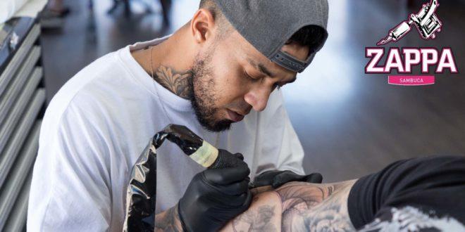Tattoo Artist Ted Flintstxne
