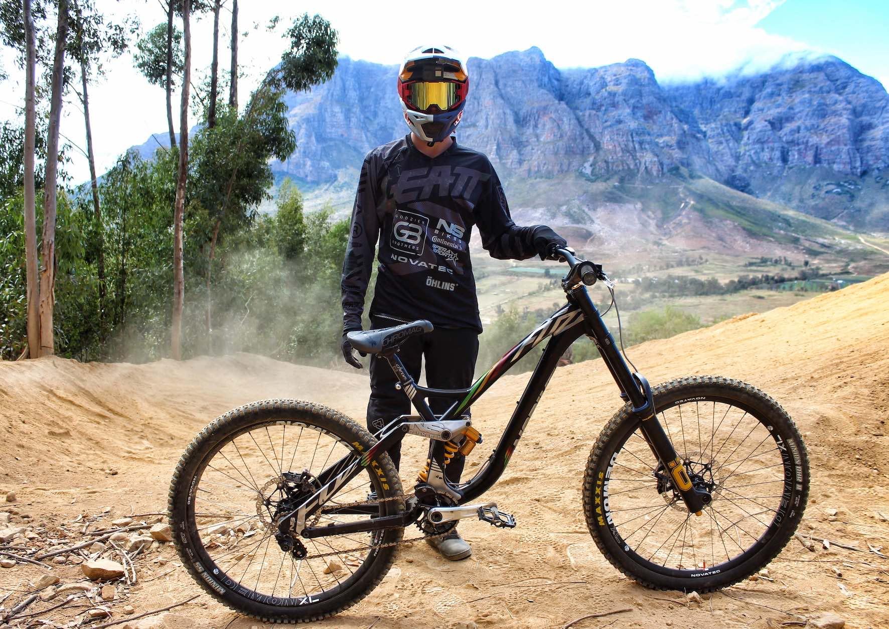 Szymon Godziek - NS Bikes Fuzz
