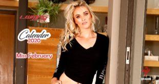 Miss February 2020 – Shene Barkley – BTS Video