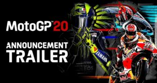 On 23 April, just a few weeks after the official MotoGP Championship kickoff, the MotoGP 20 videogame will be released. Watch the announcement trailer here: