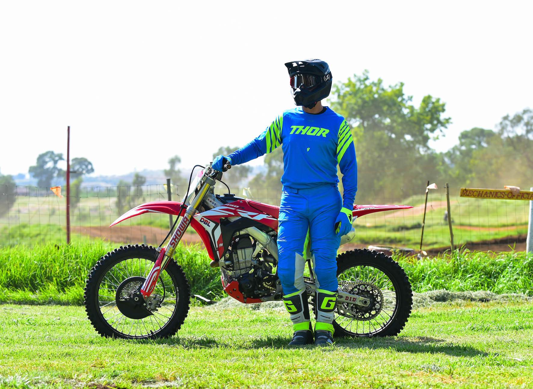We review the 2020 Thor MX Prime Pro Motocross Racewear