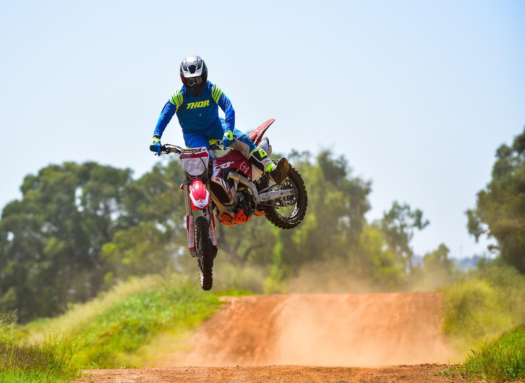 We put the We review the 2020 Thor MX Prime Pro Racewear to the test
