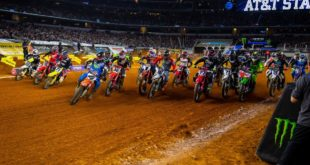 Take a look at the 250 and 450 main event highlights from Round 8 of the 2020 Monster Energy Supercross from Arlington - the second Triple Crown event of the season.