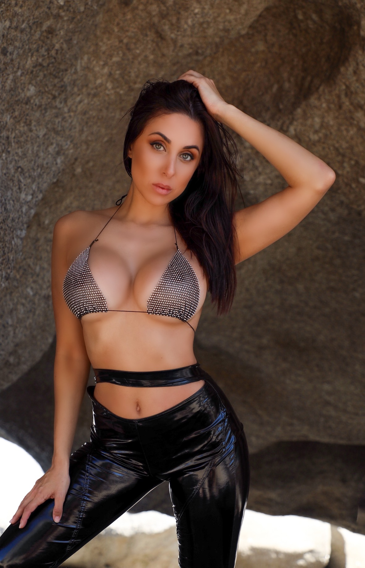 Meet Crystal Potgieter in our South African Babes feature