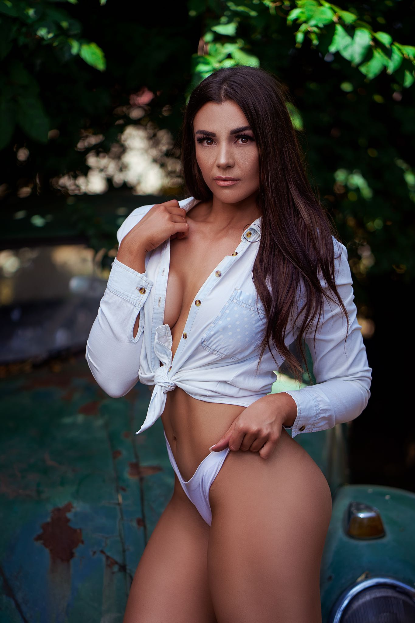 Our South African Babes feature with Yvette Ferreira