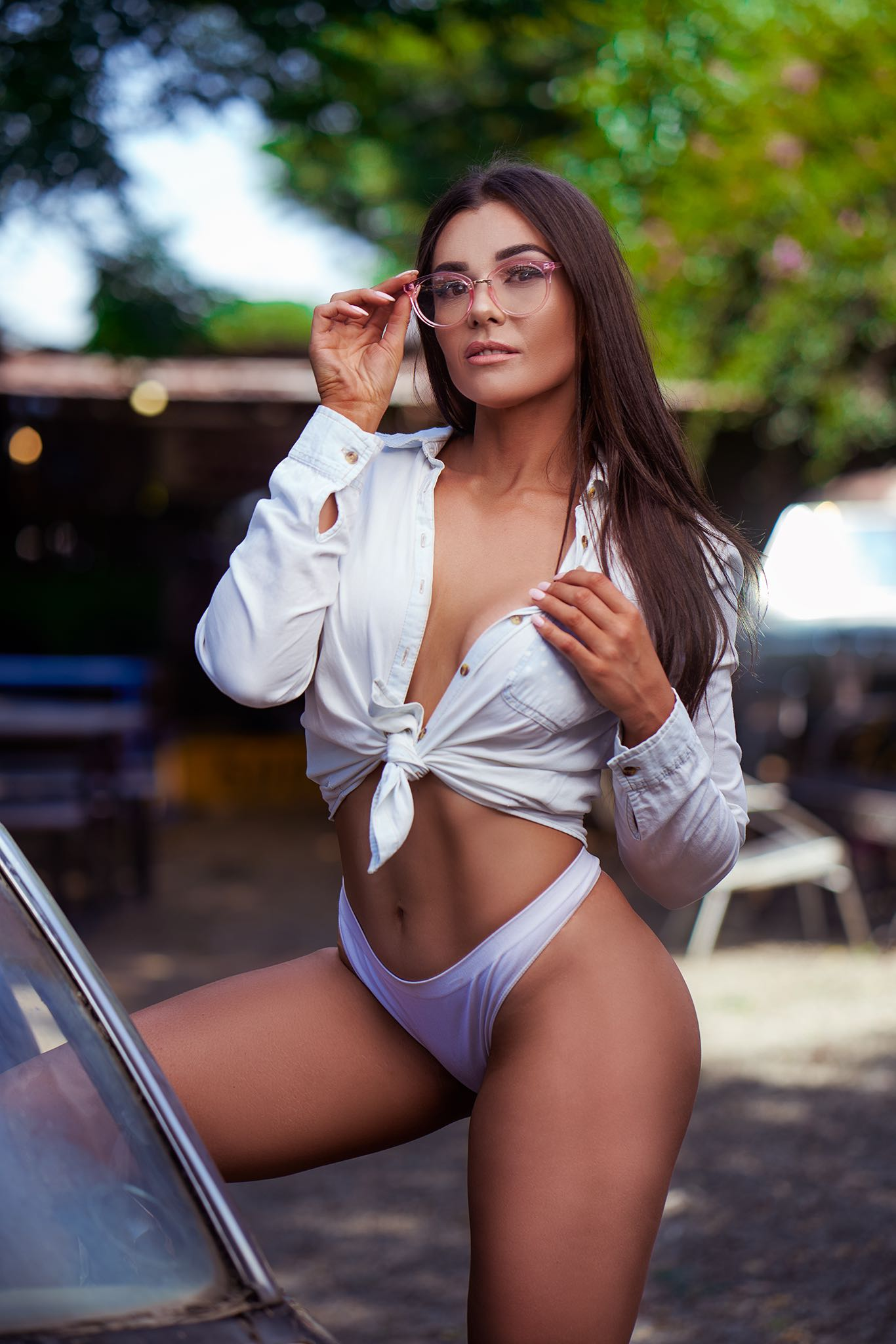 Our South African Girls feature with Yvette Ferreira