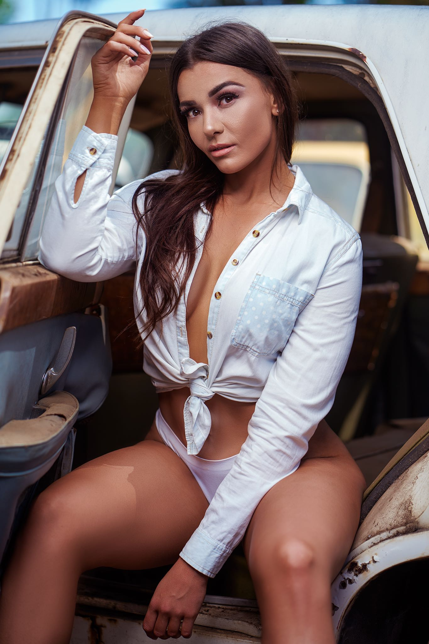 Our SA Girls feature with Yvette Ferreira