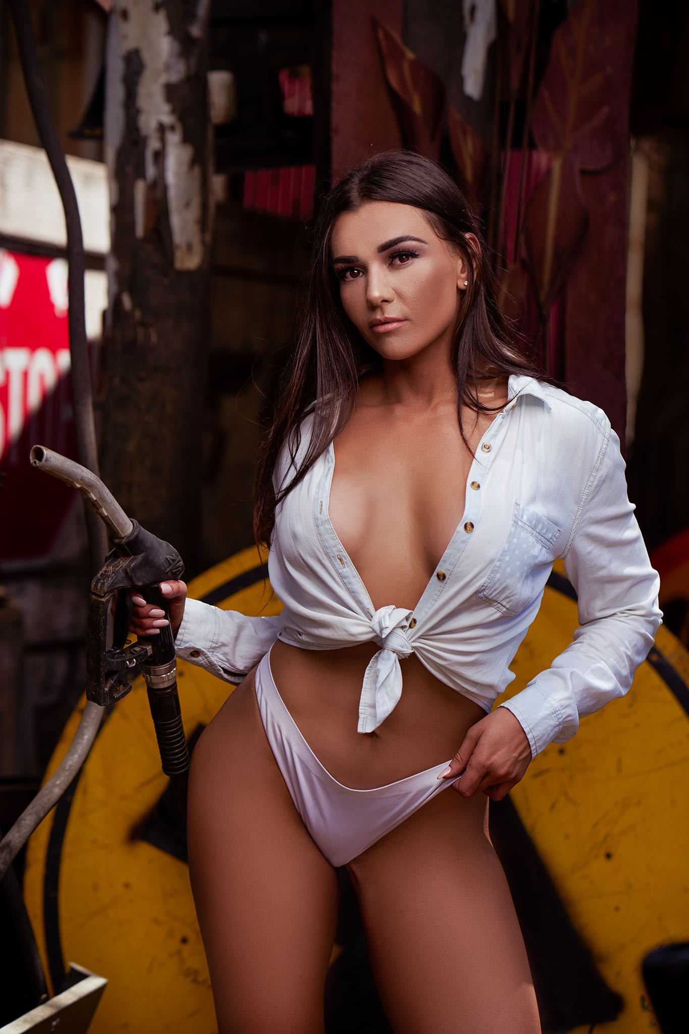 Meet Yvette Ferreira in our South African Babes feature