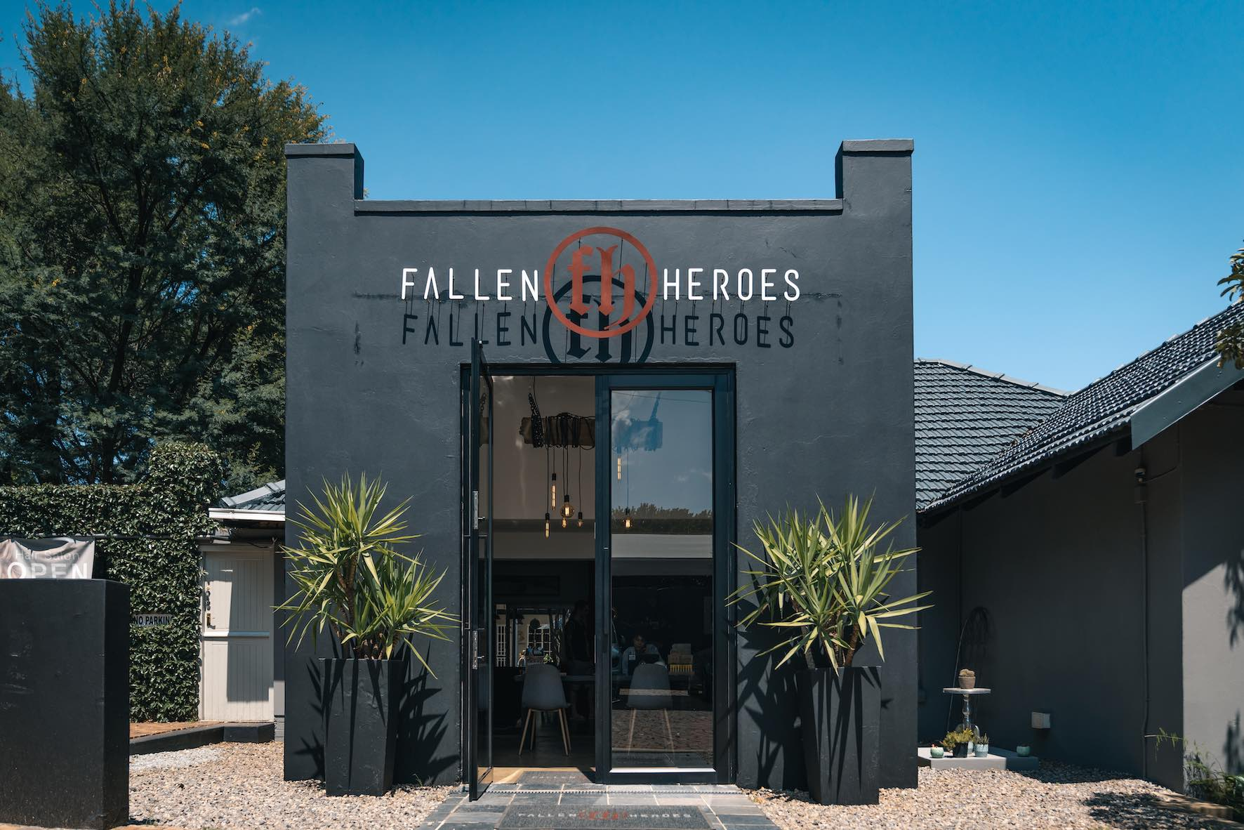 First look at the new Fallen Heroes Tattoo Shop
