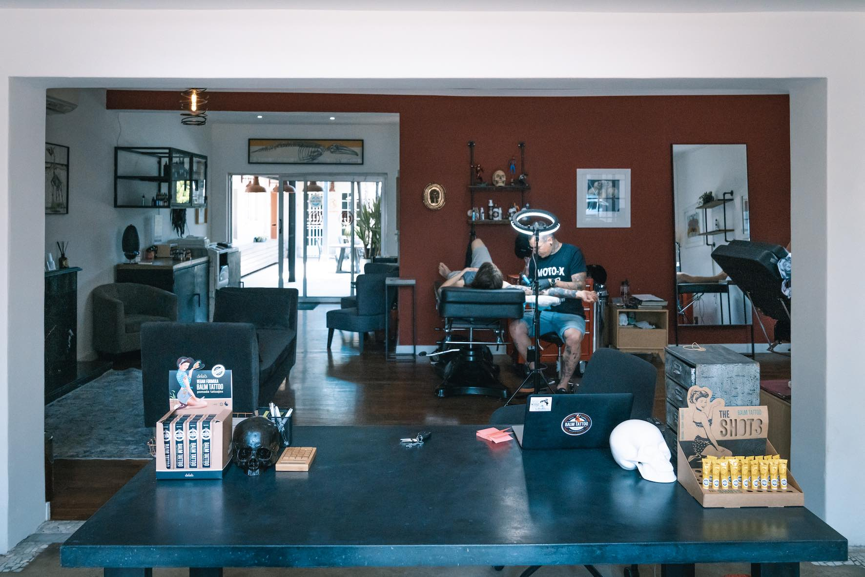 Fallen Heroes Tattoos has moved to their new space