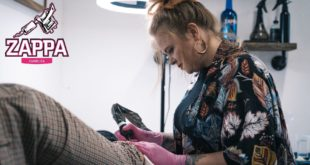 With a knack for illustrative and sketchy styled tattoos, we bring your Roxy Rose as our featured Tattoo Artists.