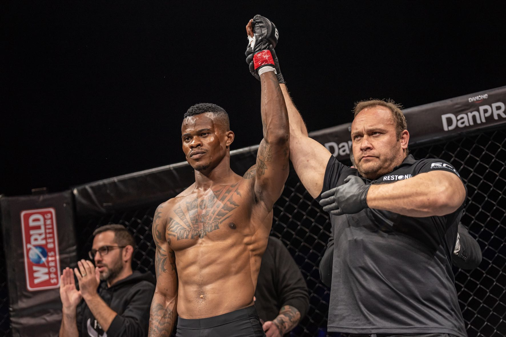 The 2020 South African MMA calendar kicked off with EFC 84