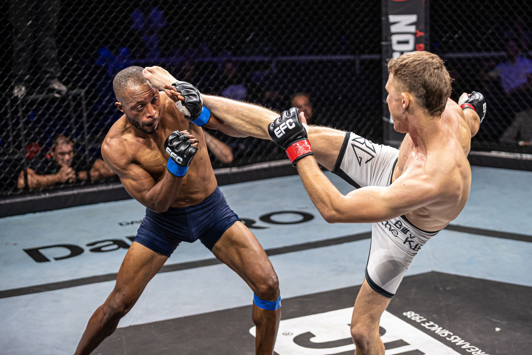 The 2020 South African Mixed Martial Arts calendar kicked off with EFC 84
