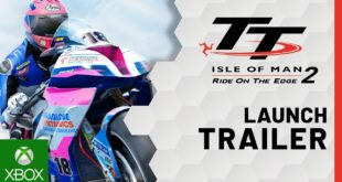 Get ready for the most intense road race known to the Isle of Man. Your journey to the TT starts now, upgrade your bike, master the winding roads, and high-speed straights of Snaefell Mountain. TT Isle of Man - Ride on the Edge 2 is available now.