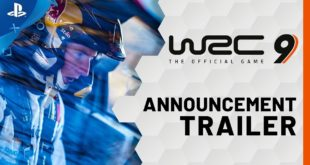 Watch the announcement trailer for WRC 9, the official video game of the FIA World Rally Championship.