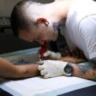 Meet our Tattoo Artist of the Week